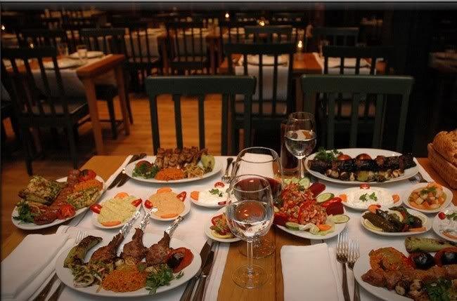 مطعم دوحه تبه اسطنبول