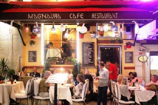 Magnaura Cafe & Restaurant