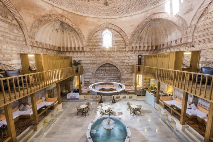 7185bf8c0d916 حمامات تركية في اسطنبول .. تجربة لا يجب أن تفوتها