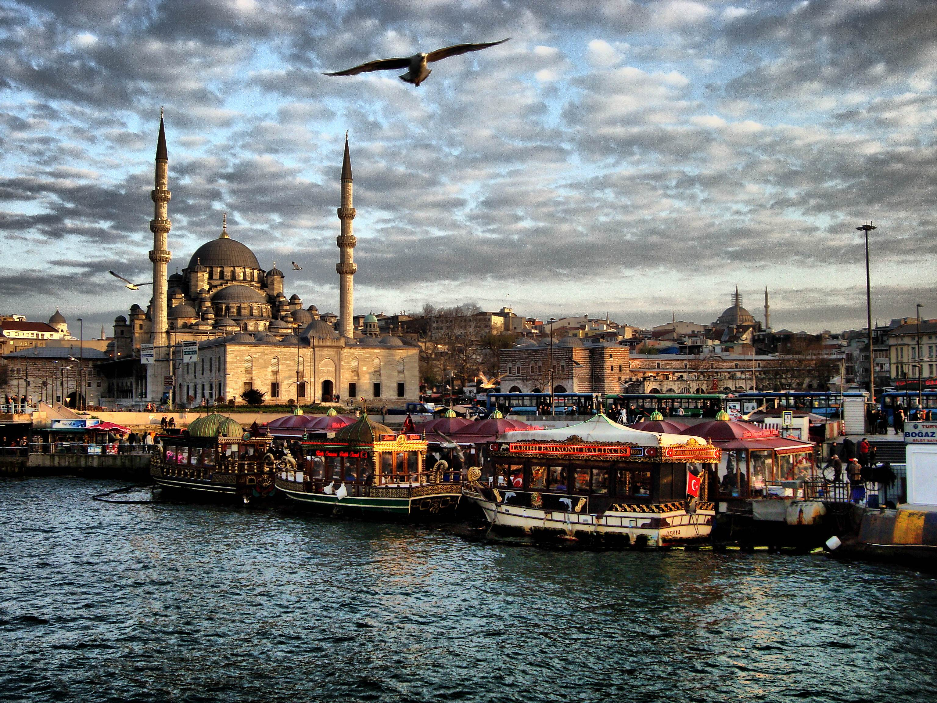 جولة سياحية في تركيا
