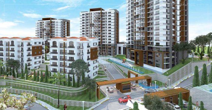 مشاريع مساكن باشاك شهير اسطنبول