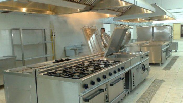 شركات معدات المطاعم في تركيا